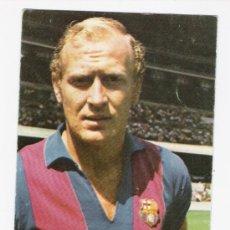 Coleccionismo deportivo: POSTAL DE MARCIAL JUGADOR DEL F.C.BARCELONA. Lote 34614992