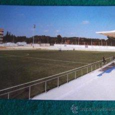 Coleccionismo deportivo: CAMPOS DE FUTBOL-V1C-MUNICIPAL-ELS CANYARS-U.D.CASTELLDEFELS-BARCELONA. Lote 35807407
