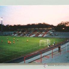 Coleccionismo deportivo: POSTAL DE GERONA, ESTADIO DE FÚTBOL. MONTILIVI. GIRONA FC. 199. . Lote 35847654