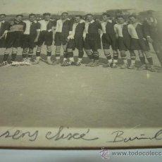 Coleccionismo deportivo: ANTIGUA POSTAL FOTOGRAFICA.....BAÑOLAS. Lote 36272877