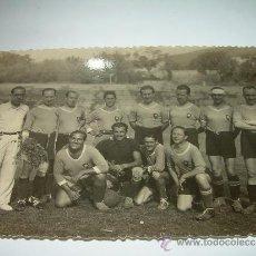 Coleccionismo deportivo: ANTIGUA POSTAL FOTOGRAFICA.. Lote 36273111