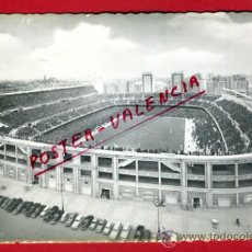 Coleccionismo deportivo: POSTAL FUTBOL, CAMPO FUTBOL ESTADIO BERNABEU , REAL MADRID , P76405. Lote 36545903