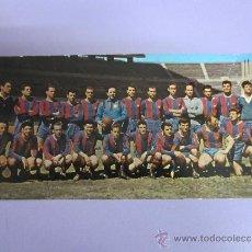Coleccionismo deportivo: POSTAL DE LA PLANILLA DEL BARÇA 1958.59. Lote 37433846