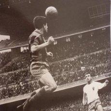 Coleccionismo deportivo: FOTO OLIVELLA (1956-1969)-F.C.BARCELONA-(18 X 24 CM)-FICHA PAPEL POSTAL GRAN ÀLBUM BARÇA.. Lote 38404221