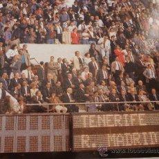 Coleccionismo deportivo: FOTO AMIGOS PARA SIEMPRE 1991/92-F.C.BARCELONA-(18 X 24 CM)-FICHA PAPEL POSTAL GRAN ÀLBUM BARÇA.. Lote 38406635