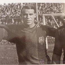 Coleccionismo deportivo: FOTO LA EDAD DE ORO 1920/28-F.C.BARCELONA-(18 X 24 CM)-FICHA PAPEL POSTAL GRAN ÀLBUM BARÇA. Lote 38408863