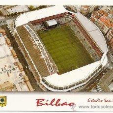 Coleccionismo deportivo: POSTAL ESTADIO SAN MAMES, ATHLETIC CLUB BILBAO. NUEVA.1999. Lote 39127777
