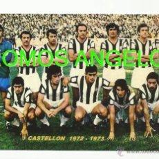 Coleccionismo deportivo: FOTO 10X15 CM - CD CASTELLON LIGA TEMPORADA 1972-1973 - . Lote 39346883