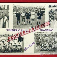 Coleccionismo deportivo: FOTO FUTBOL , PARTIDO TENERIFE GRANADA , FOTO TORRES ,ORIGINAL . Lote 40202143