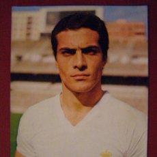 Coleccionismo deportivo: SAN JOSÉ - JUGADOR DEL REAL MADRID - POSTAL -. Lote 40333888