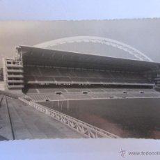 Coleccionismo deportivo: POSTAL DE BILBAO.ESTADIO DE SAN MAMÉS. ED. GARCÍA GARRABELLA. SIN CIRCULAR. Lote 40347010