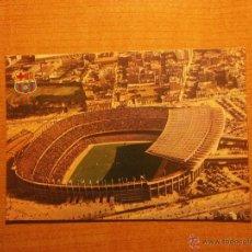 Coleccionismo deportivo: POSTAL ESTADIO C.F. BARCELONA. ESCRITA. Lote 40930027