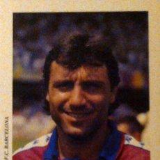 Coleccionismo deportivo: STOICHKOV - BARÇA - FC BARCELONA - POSTAL (17X12CM.) - AÑOS 90 - LICENCIA FCB. Lote 58545037