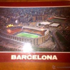 Coleccionismo deportivo: POSTAL ESTADIO - STADIUM - FC BARCELONA - CAMP NOU - BARÇA -AÑOS 80- MINI-ESTADI - B 0501. Lote 41311528