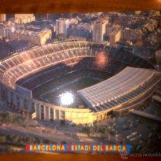 Coleccionismo deportivo: POSTAL ESTADIO - STADIUM FC BARCELONA - CAMP NOU - BARÇA - NOVEDAD - COLECCIONISTAS. Lote 41311699