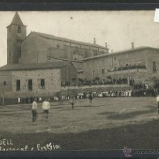 Coleccionismo deportivo: CAMPO DE FUTBOL - TARADELL - FOTOGRAFICA - PALMAROLA - (2781). Lote 42329757