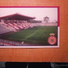 Coleccionismo deportivo: POSTAL GERONE STADE MONTILIVI GIRONA F.C. SIN CIRCULAR. Lote 42348380