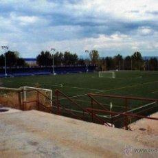 Coleccionismo deportivo: POSTAL ESTADIO DE SORIA - CIUDAD DEL FUTBOL - CAMPO DE FUTBOL. Lote 42714396