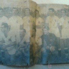 Coleccionismo deportivo: RECORTE PERIÓDICO 1942. EQUIPO VALENCIA CF.. Lote 42863178