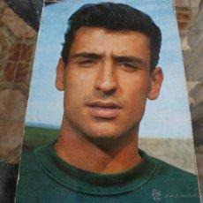 Coleccionismo deportivo: F.C.BARCELONA POSTAL 1969-BARÇA-SALVADOR SADURNI. Lote 42979143