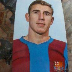 Coleccionismo deportivo: F.C.BARCELONA POSTAL 1969-BARÇA-CARLOS REXACH. Lote 42979275