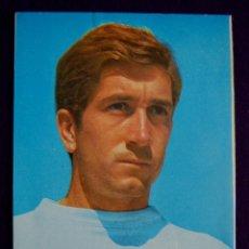 Coleccionismo deportivo: POSTAL DE VELAZQUEZ, REAL MADRID. EDITADA POR BERGAS. AÑO 1967. Lote 43364526
