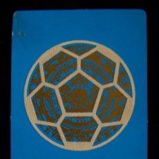 Coleccionismo deportivo: POSTAL DEL MUNDIAL DE MEXICO DE 1970. CALENDARIO AZTECA. ESCRITA DESDE MEXICO.. Lote 43364679