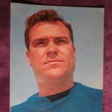 Coleccionismo deportivo: ANTONIO BETANCORT - JUGADOR REAL MADRID - POSTAL - 1961 - 62 - SIN ESCRIBIR NI CIRCULAR -. Lote 43484677