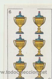 BARAJA DE FUTBOL AMATLLER. 6 DE COPA. (Coleccionismo Deportivo - Postales de Deportes - Fútbol)