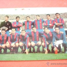 Coleccionismo deportivo: BARCELONA --POSTAL BARCELONA C.F.. Lote 44001031