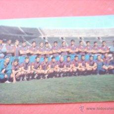 Coleccionismo deportivo: BARCELONA --PLANTILLA BARCELONA C.F.. Lote 44001082