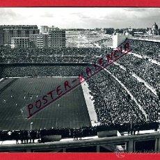 Coleccionismo deportivo: POSTAL FUTBOL , CAMPO ESTADIO BERNABEU , REAL MADRID , ORIGINAL, P95368. Lote 44040936