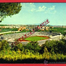 Coleccionismo deportivo: POSTAL FUTBOL , CAMPO ESTADIO DE LA ROMA , ITALIA , ORIGINAL, P95380. Lote 44041483