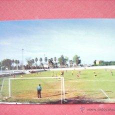 Coleccionismo deportivo: PUEBLA LARGA --POSTAL CAMPO POLIDEPORTIVO MUNICIPAL POBLA LLARGA (VALENCIA). Lote 44186243