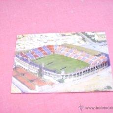 Coleccionismo deportivo: VALENCIA --POSTAL ESTADIO NOU ESTADIO CIUDAD DE VALENCIA (VALENCIA). Lote 44186897
