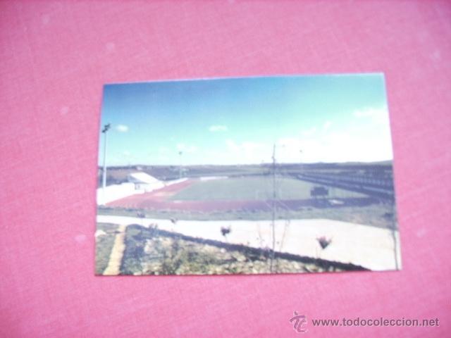 OLIVENZA --POSTAL CAMPO CIUDAD DEPORTIVA OLIVENZA (BADAJOZ) (Coleccionismo Deportivo - Postales de Deportes - Fútbol)