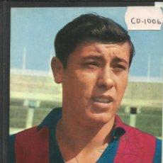 Coleccionismo deportivo: JUANITO-C.F. BARCELONA-CON AUTOGRAFO-FOTO SEGUI-FC BARCELONA-(63.925). Lote 182526778