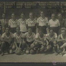 Coleccionismo deportivo: U.D. SANS (??) - FOTOGRAFICA - (CD-879). Lote 45759895