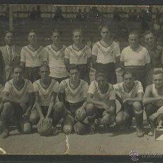 Coleccionismo deportivo: U.D. SANS (??) - FOTOGRAFICA - (CD-883). Lote 45760044