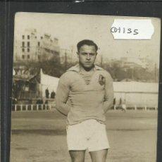 Coleccionismo deportivo: MONASTERIO - AGRUPACION DEPORTIVA FERROVIARIA - AÑO 1925 - FOTOGRAFICA ALVARO - (CD-1155). Lote 46256996