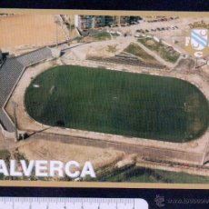 Coleccionismo deportivo: ALVERCA ( PORTUGAL ).ESTADIO DE FUTBOL.. Lote 46443512