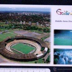 Coleccionismo deportivo: GOLÁS ( BRASIL ).ESTADIO DE FUTBOL.. Lote 46443537