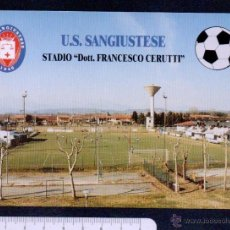 Coleccionismo deportivo: SAN GIUSTO CANAVESE ( ITALIA ).ESTADIO DE FUTBOL.. Lote 46443637