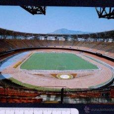 Coleccionismo deportivo: MAPOLES ( ITALIA ).ESTADIO DE FUTBOL.. Lote 46443764