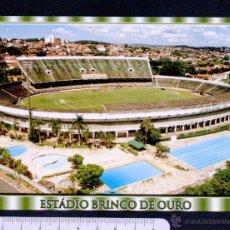 Coleccionismo deportivo: CAMPINAS ( BRASIL ).ESTADIO DE FUTBOL.. Lote 46443791