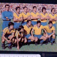 Coleccionismo deportivo: CÁDIZ CLUB DE FUTBOL.PLANTILLA.TEMPORADA 1976-77. Lote 46444251