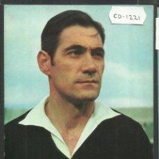 Coleccionismo deportivo: RAMALLETS - F.C. BARCELONA- EN EL REVERSO AUTOGRAFIADA ORIGINAL AÑO 1961 - (CD- 1221). Lote 46607535