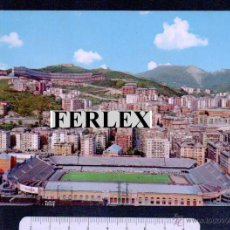 Coleccionismo deportivo: ESTADIO DE FUTBOL.GENOVA.STADIO L.FERRARIS E PANORAMA.EDIZ.ULTRAFOTO.GENOVA .ITALIA.SIN CIRCULAR.. Lote 46704734