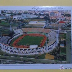 Coleccionismo deportivo: POSTAL ESTADIO S.ELIA - CAGLIARI (ITALIA) - SIN CIRCULAR. Lote 46831934