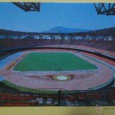 Coleccionismo deportivo: POSTAL ESTADIO SAN PAOLO - NAPOLES (ITALIA) - SIN CIRCULAR. Lote 46831966